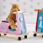 Benefits of Ride-On Toys for Kids